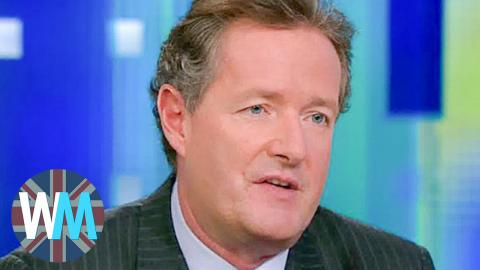 Top 5 Reasons People HATE Piers Morgan